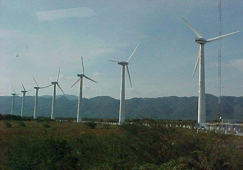 Prevención de Riesgos Laborales en centrales eolicas